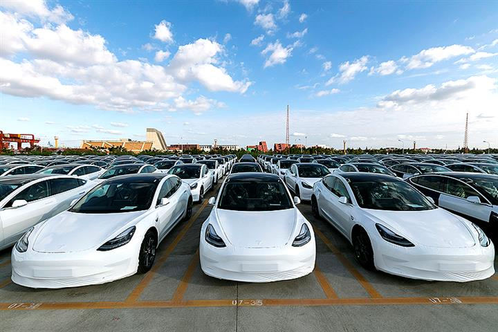 China-Made Tesla Model 3s to Be Exported to Europe Next Week