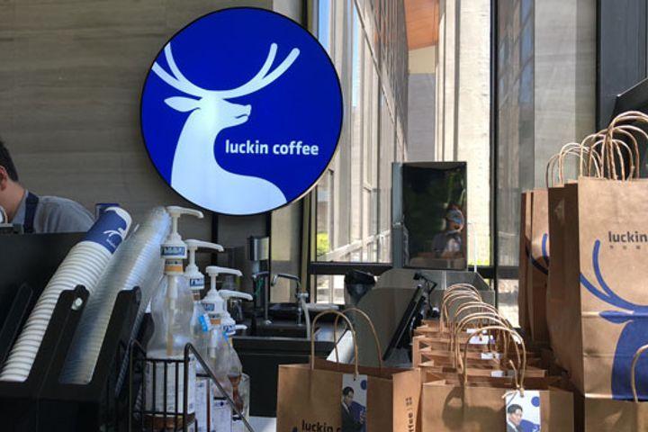 Luckin Coffee News