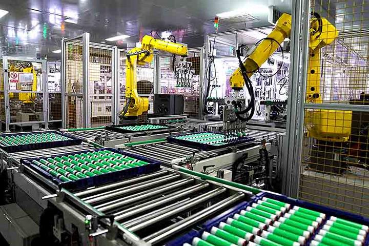 China's Guoxuan Hits Limit Up on Plans to Almost Quadruple Lithium Battery Output by 2025