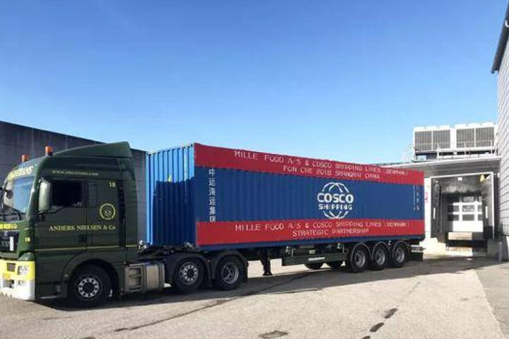1st Batch of Barbados' CIIE Display Goods Sets Sail for Shanghai From Panama