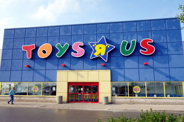 """22 Toys """"R"""" Us Stores Open in China as the Firm Files Bankruptcy in North America, Struggles in EU"""