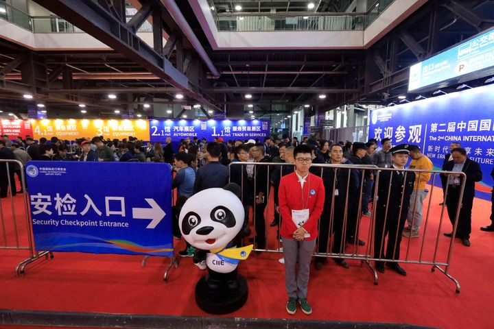 2nd CIIE Stages Final Large-Scale Dress Rehearsal Before Curtain Rises