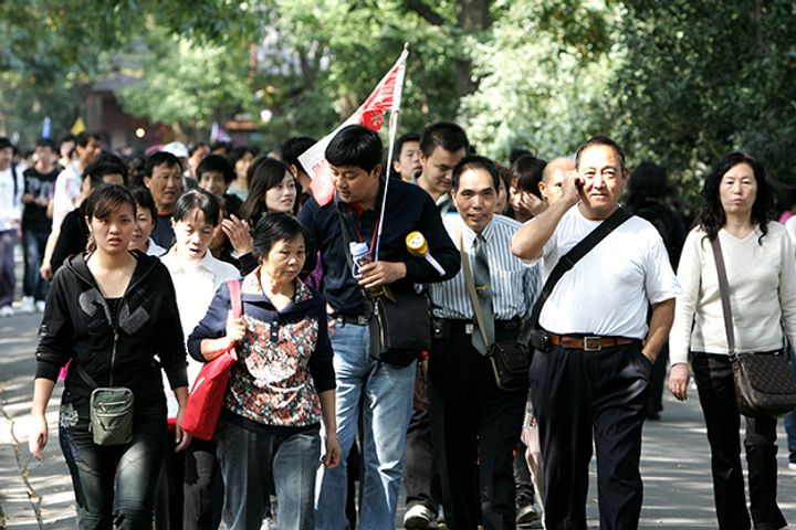 700 Million Chinese Travel Over Oct. 1-8 Holiday, Spend USD89 Billion