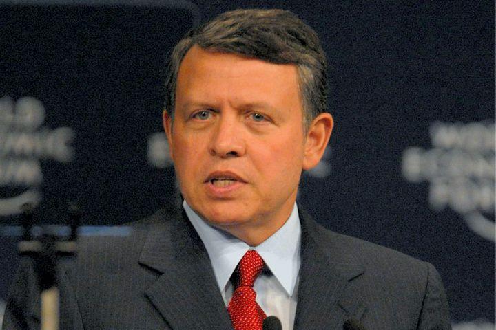 A Conversation with King Abdullah II of Jordan