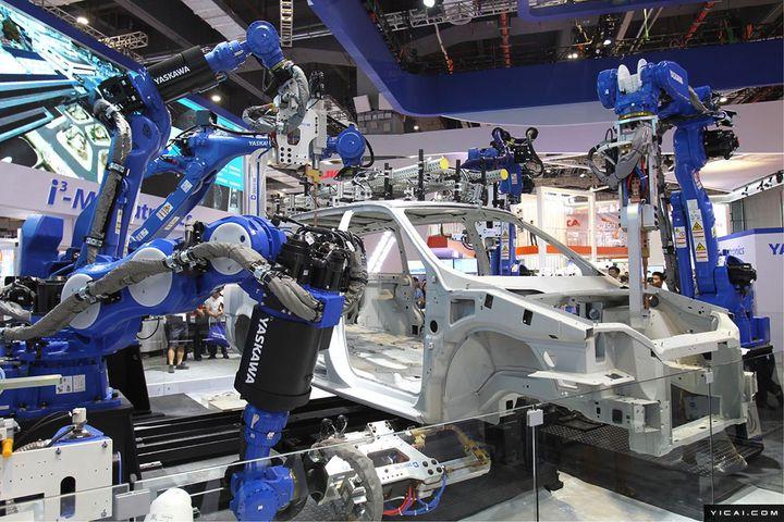ABB, Gree, Kuka Reveal Newest Bots at China International Industry Fair