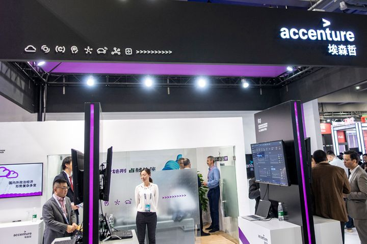 Accenture Buys China's FutureMove to Boost Mobility Services