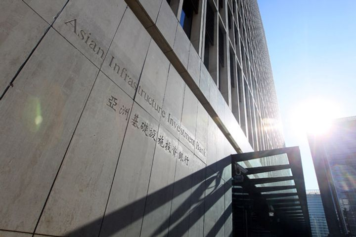 AIIB Calls On 'Private Capital' to Make Up USD1.4 Trillion Asian Infrastructure Shortfall