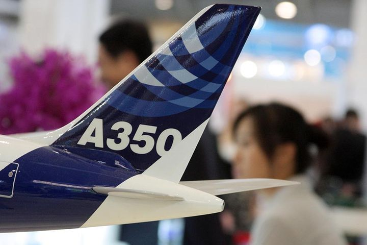Air China to Buy 20 A350s From Airbus in USD6.5 Billion Deal