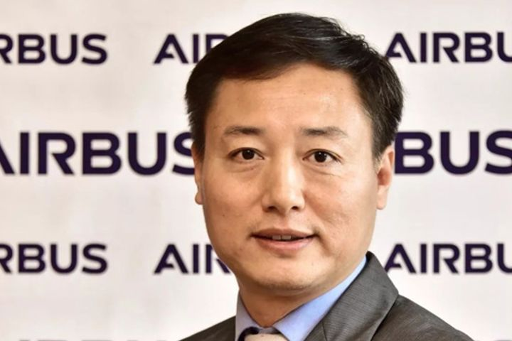 Airbus Expects Key Market China to Buy Up to a Quarter of Its Planes, Executive Says