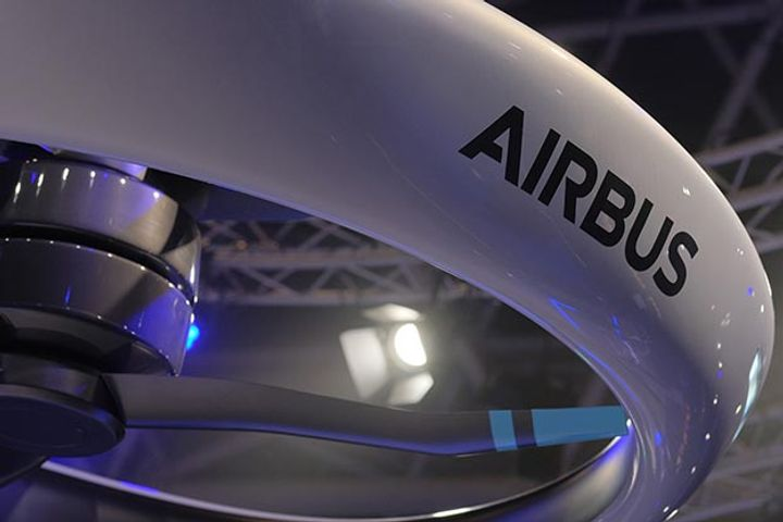 Airbus Opens China Innovation Center