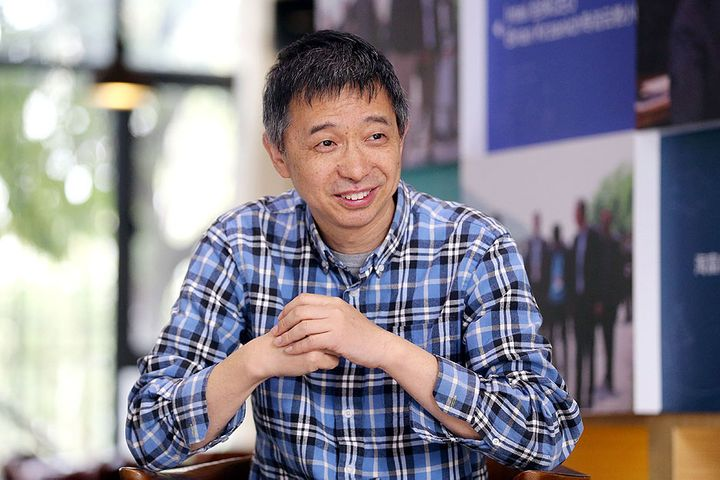 Alibaba's Alicloud Founder Is Named a Fellow by Chinese Engineering Academy