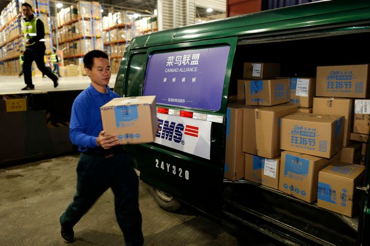 Alibaba's Cainiao Delivered Most Packages to Russia This Year