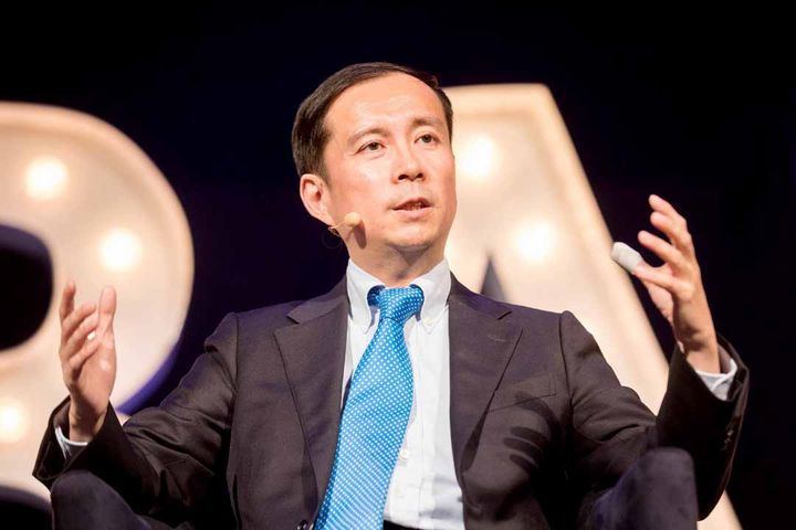 Alibaba CEO Daniel Zhang Says Joy Comes From Creating Value, Not Destroying Others