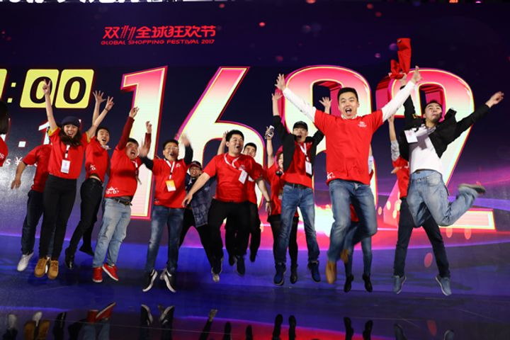 Alibaba Cloud's Expansion of Capacity of 100,000 Servers Contributes to China's Single's Day Sales Record