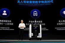 Alibaba to Start Developing Unmanned Logistics Trucks, CTO Says