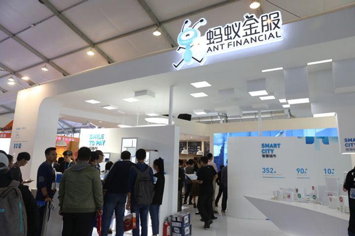 Alibaba to Take 33% Stake in Ant Financial, Setting It Up for IPO
