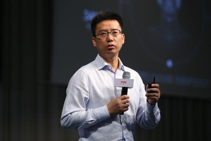 Alibaba Veteran Takes Helm at Ant Financial
