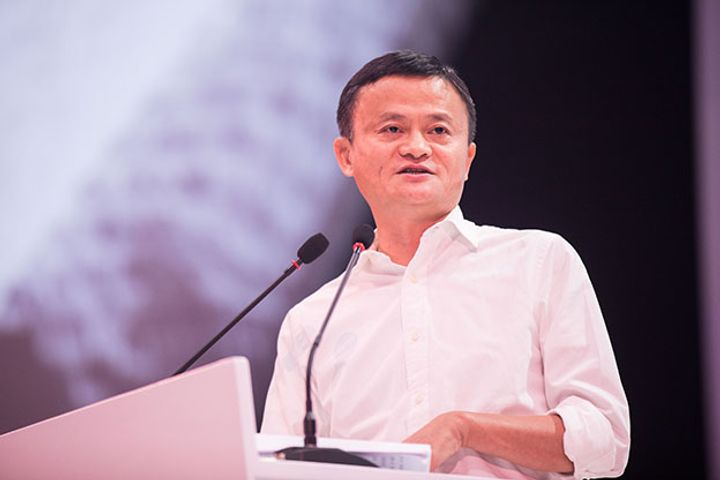 Alibaba Voices Displeasure as Jack Ma Tops China's Cashing Out List With USD1.6 Billion