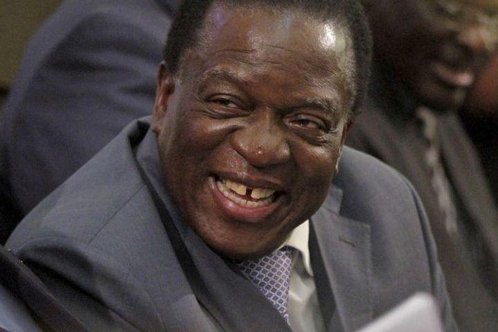 An Insight, An Idea with Zimbabwe President Emmerson Mnangagwa
