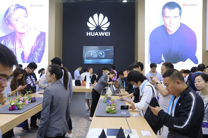 Annual Turnover of China's Technology Giant Huawei Hits USD92 Bln in 2017, up 15% Year on Year