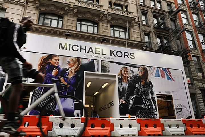 Ant Credit Pay Will Offer Credit to Its Users to Buy US Luxury Brand Michael Kors Products in China