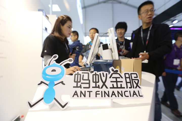 Ant Financial Eyes Global Expansion With USD14 Billion Funding
