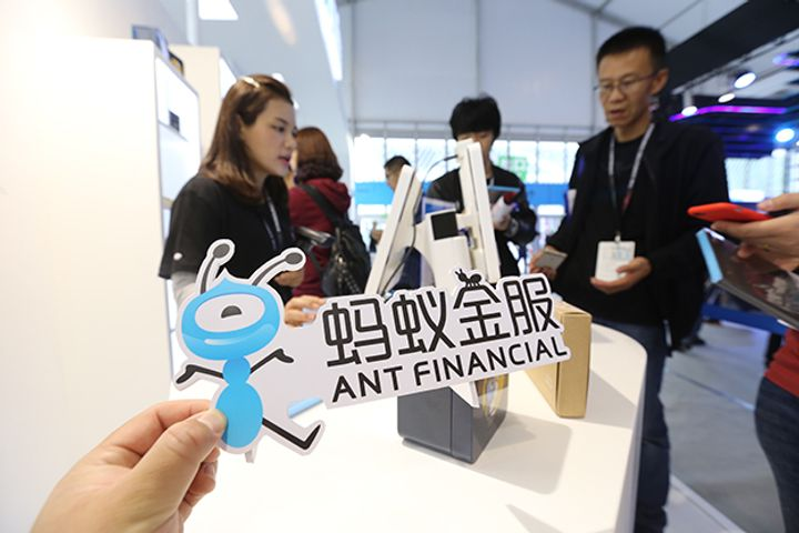 Ant Financial Services, CK Hutchison Will Jointly Operate Alipay HK