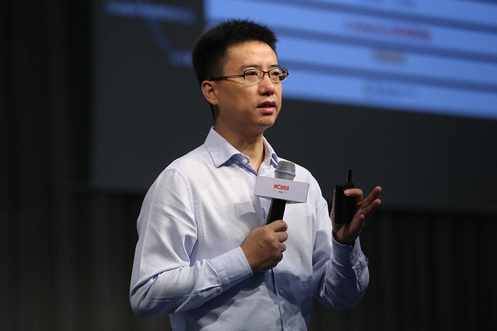 Ant Financial's Simon Hu Is Promoted to CEO