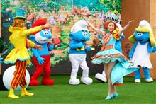 APAC's First Smurfs Theme Park Opens in Shanghai