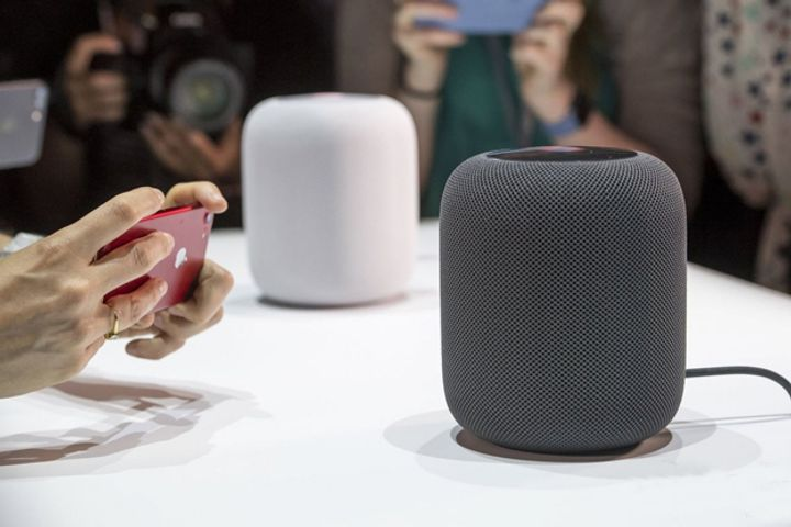 Apple Pushes Back Debut of HomePod Smart Speaker to Next Year
