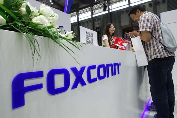 Apple Supplier Foxconn to Spend USD2.9 Billion Less Amid Slow iPhone Sales