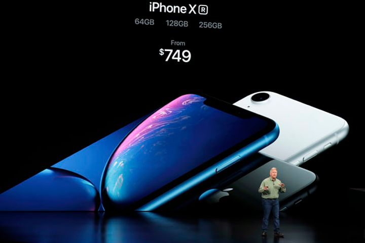 Apple to Send Two-Thirds of 3 Million iPhone XRs to China