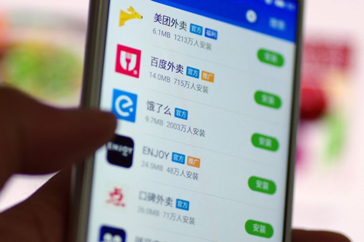 Are China's Takeaway Apps Eavesdropping on Users?