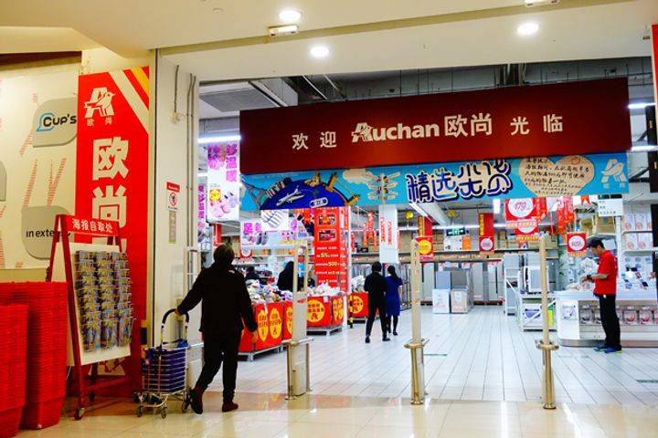 Auchan Hands Off Struggling China Retail Stores to Local Affiliate