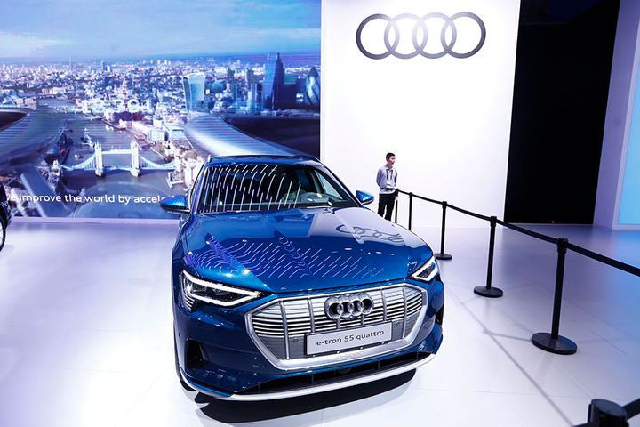 Audi Hits the Gas on Its Second China JV, Opens Bids for Parts Suppliers
