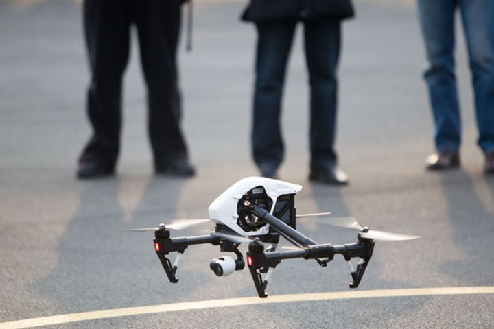 Authorities Review China's First Local UAV Regulations in Zhejiang as Drone Market Takes Off