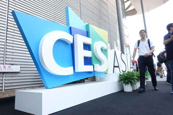 Auto Technology Looms Large Over CES Asia 2019