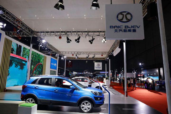 BAIC's EV Overtook Tesla to Top the Sales Charts in October