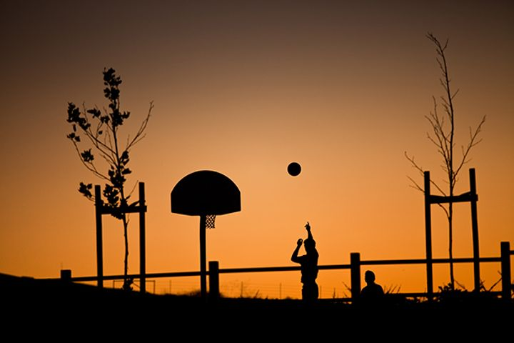 Basketball Brings Hoop Dreams to Even the Smallest Chinese Towns