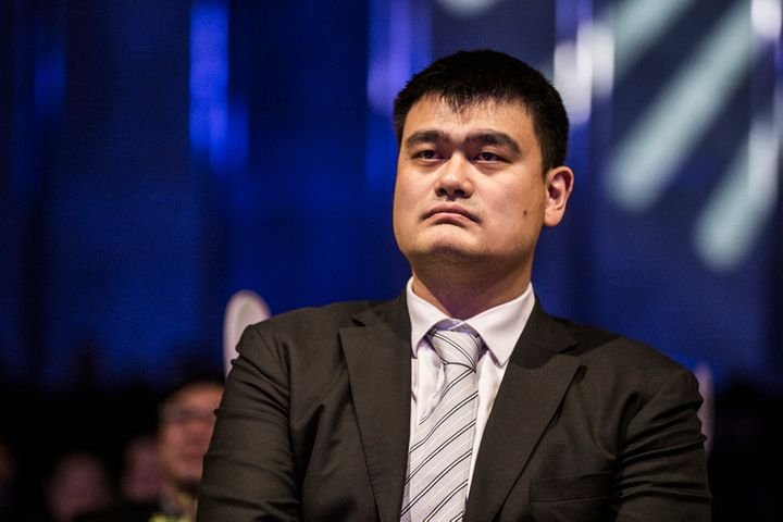 Basketball Legend Yao Ming Quits Shanghai Sharks, Sells Entire Stake