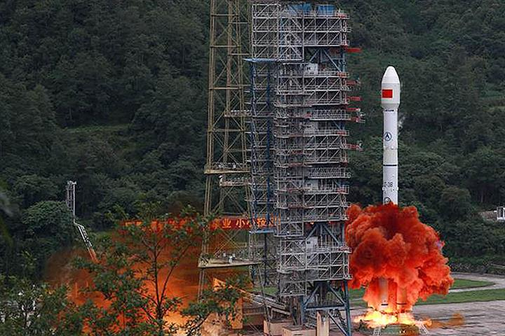 Beidou: China's First Outer Space Infrastructure Project