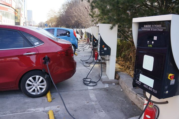 Beijing's 92,300 NEV Charging Piles Cut Service Radius to Less Than Five Kilometers
