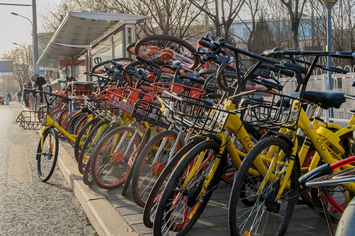 Beijing Ban Has Cut Shared Bikes Plaguing City Streets by 150,000