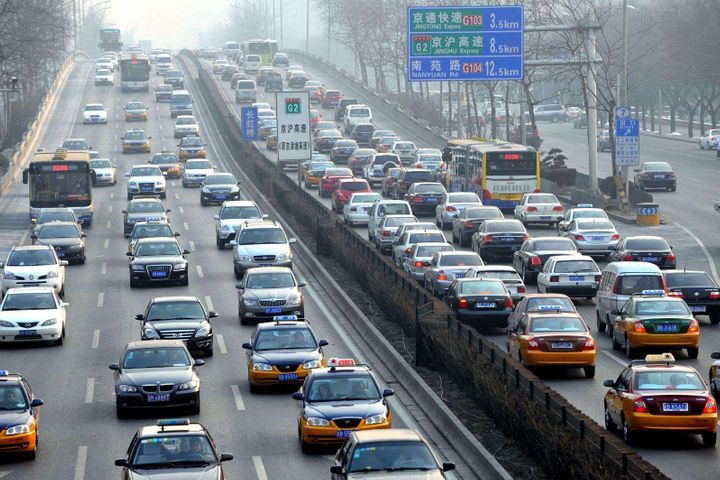 Beijing Drivers Scrap 447,000 Vehicles as City Works to Curb Emissions