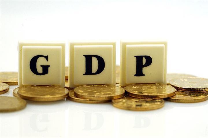 Beijing's GDP Fell 3.2% in First Half
