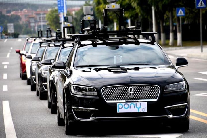 Beijing Grants Road-Test License to Autonomous Driving Startup Pony.ai