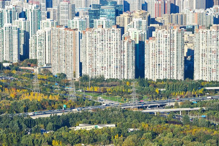 Beijing Hits Land Supply Goals Under Central Government's Rental Push