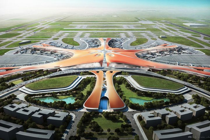 Beijing's New Airport Aims to Attract Top Duty-Free Brands with Smart Retail System