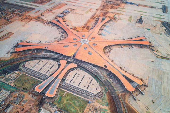 Beijing's New International Airport to Start Testing Planes