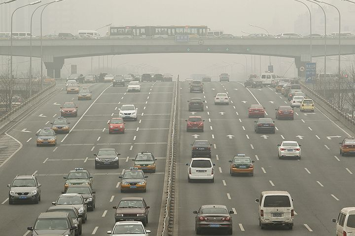 Beijing's PM2.5 Level Fell 17.6% Last Year, Sixth Year of Better Air